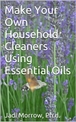 Make Your Own Household Cleaners Using Essential Oils