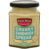 Posh Nosh Eggless Chunky Sandwich Spread (Classic) (Veg + No Preservatives)