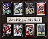 NCAA Football Syracuse Orange All-Time Greats Plaque