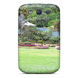 Galaxy High Quality Tpu Case/ Lake Gardens In Kuala Lumpur WIpuqRb126aLaar Case Cover For Galaxy S3
