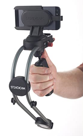 uk availability 8d49a 00bfd Steadicam SMOOTHEE-APPLIP5 Smoothee Camera Mount for iPhone 5 (Black ...