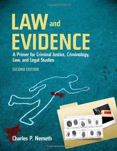 law and evidence guidance The incriminating evidence to assist law enforcement agencies and prosecutorial offices, a series of guides dealing with digital evidence has been.