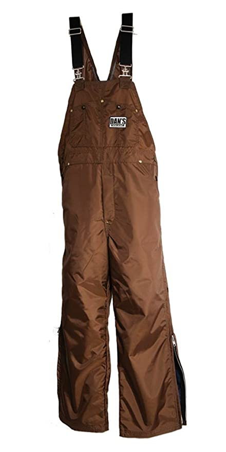 036fde51b74a3 Amazon.com : High-N-Dry Waterproof, Briarproof Bib, Dan's Hunting ...
