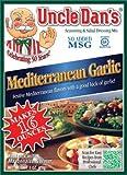 Uncle Dan's Mediterranean Garlic Dressing, Dips, and Seasoning Mix - Packet