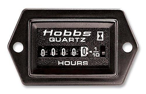 Mount Timer (Panel Mount Timer, 85000 Series, Hobbs, Quartz, 10 VDC, 80 VDC, 24.13 mm, 36.83 mm)