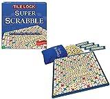 super scrabble game - Winning Moves Games Super Scrabble Deluxe Edition