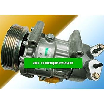 GOWE ac compressor for SD6V12 ac compressor for car peugeot 206 for car peugeot 307 9646273380 9646273880 6453LH 6453GZ 9646273380 6453LN