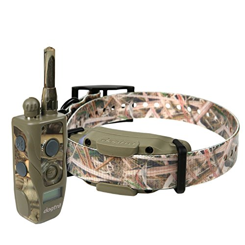 Dogtra 1900S 3/4 Mile Remote Trainer Wetlands Edition Camo 1900S Wetlands by Dogtra