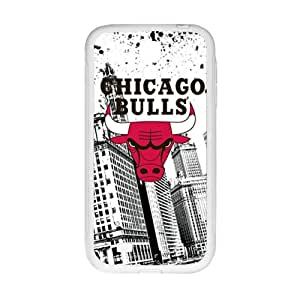 Chicago Bulls Brand New And High Quality Hard Case Cover Protector For Samsung Galaxy S4