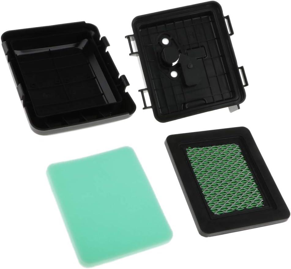 B Blesiya Filtro de Aire Tapa del Filtro de Aire para Honda Gcv135 Gcv160