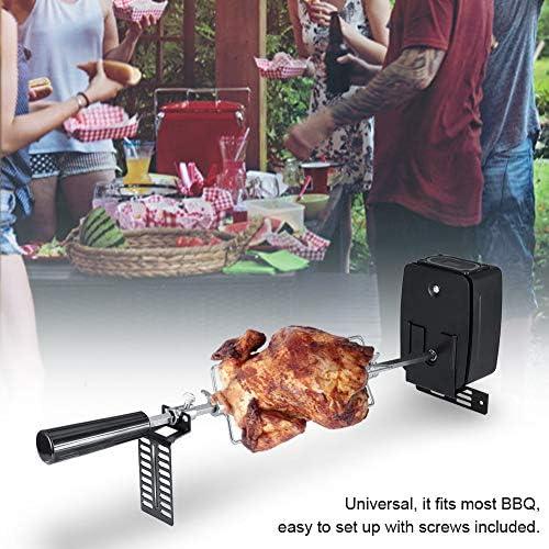 Powerlift Kit Barbecue in Acciaio Inossidabile ad Alta efficienza per Picnic, Campeggio, Barbecue