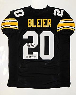 buy online 1ec1c 78ddd Autographed NFL Jerseys Signed Ryan Shazier Jersey JSA ...