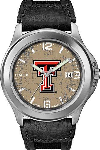 Timex Men's Texas Tech University Watch Old School Vintage Watch