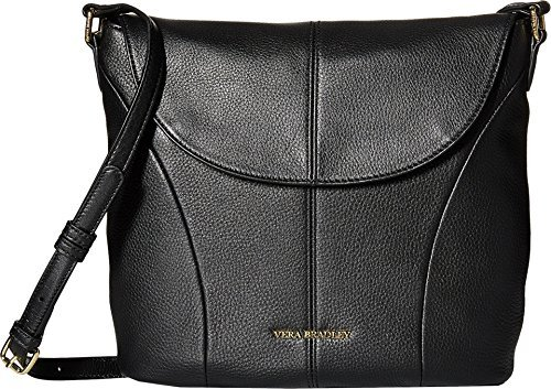 Vera Bradley Women's Meredith Crossbody Black Cross Body