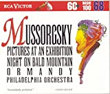 Mussorgsky: Pictures at an Exhibition (RCA Basic 100, Vol. 68)