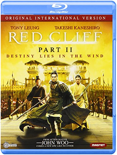 Magnolia Pictures Red Cliff-original International Version Part 2 [blu-ray/rental]