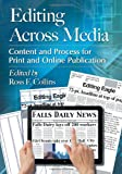Editing Across Media, Ross F. Collins, 0786473428