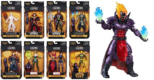 Marvel Legends Series Doctor Strange 6 Inch Action Figures Complete Set of 8