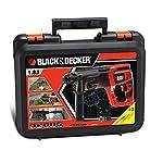 BLACKDECKER-KD975KA-QS-Martello-Tassellatore-e-Scalpellatore-710-W-18-J-con-Extra-Accessori