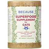 Probiotic Superfood Supplement For Cats