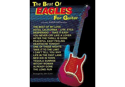 Hal Leonard The Best of Eagles Guitar Tab Book for sale  Delivered anywhere in USA