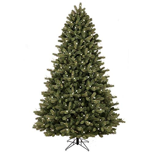 Ge Artificial Christmas Trees With Led Lights in US - 7