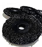 5 Pack of Ultra Wheels GRIT 8 Grinding Silicon