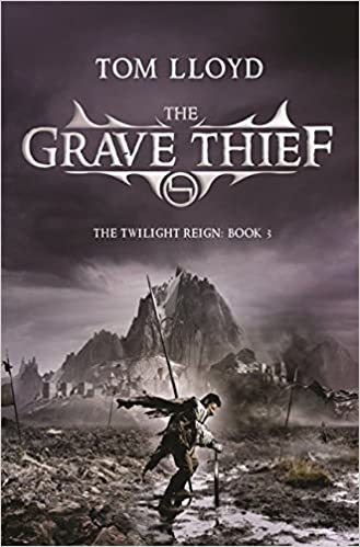 Book The Grave Thief: Book Three of The Twilight Reign