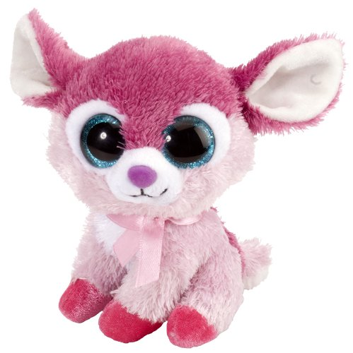 Wild Cranberry (Wild Republic L'Il Sweet & Sassy Fawn Cranberry Plush)
