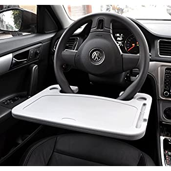 amazon com cutequeen trading car 1pcs eating laptop steering wheel rh amazon com steering wheel desk mount steering wheel desk reviews
