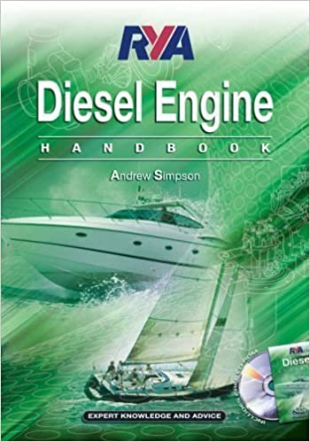 Book RYA Diesel Engine Handbook (Royal Yachting Association) of Simpson, Andrew on 29 September 2005