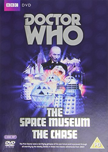 Doctor Who - The Space Museum/The Chase [DVD] (Doctor Who Region 2 Dvd)