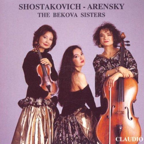 Shostakovich / Arensky: Piano Trios ()