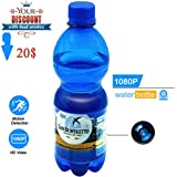 Daretang HD 1080P Portable Hidden Water Bottle Spy Camera,Cristal Clear Nanny Camera for Home Security,Support Memory Card up to 64Gb,Working Time 180mins