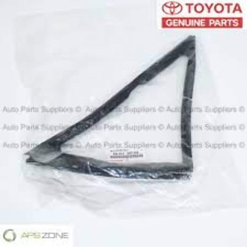 TOYOTA Genuine 68181-89104 Window Weatherstrip