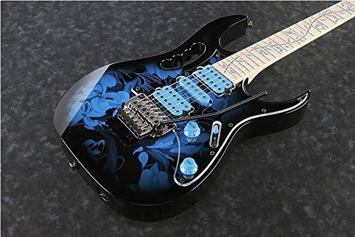 Amazon _ IBANEZ JEM77P BFP Steve Vai シグネチャーモデル _ エレキギター _ 楽器