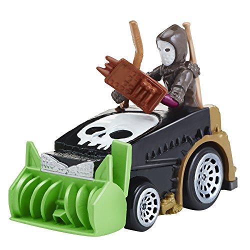 Teenage Mutant Ninja Turtles T-Machines Casey Jones in Ice Machine Diecast Vehicle ()