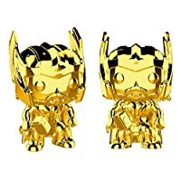 Funko Figure Pop Marvel Studios 10 Thor, Gold Chrome