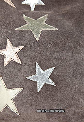 FredsBruder Sternenstaub Bandoleras gris