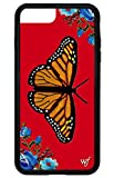 Wildflower Limited Edition iPhone Case for iPhone 6 Plus, 7 Plus, or 8 Plus (Butterfly)