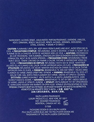 Polo blue edt spray 4.2 oz *tester by ralph lauren