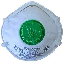 FASTCAP MXV 10PK Dust Masks, 10-Pack by Fastcap