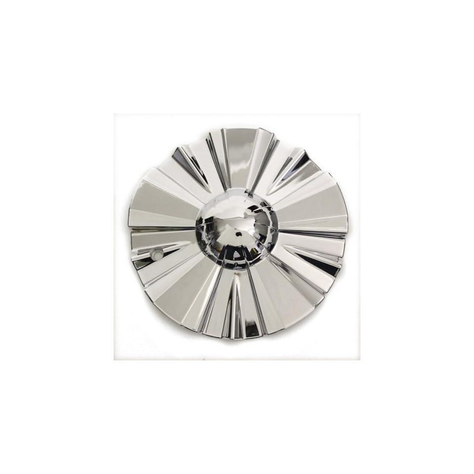 Xon Wheel Veneno Chrome Center Cap # Jy 362a Ta2085