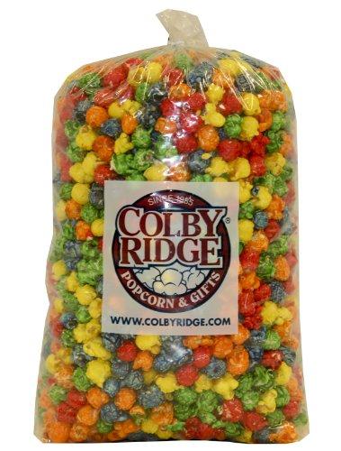 8 Gal. (128 Cups) Popcorn Sampler Colby Ridge Popped Popcorn