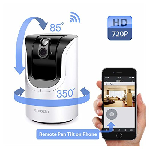 Wireless Network Security Camera Two Way