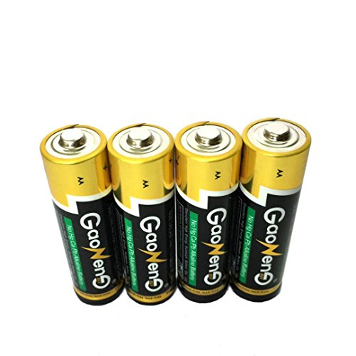 NOMENI AA Alkaline Batteries( 4 pack)