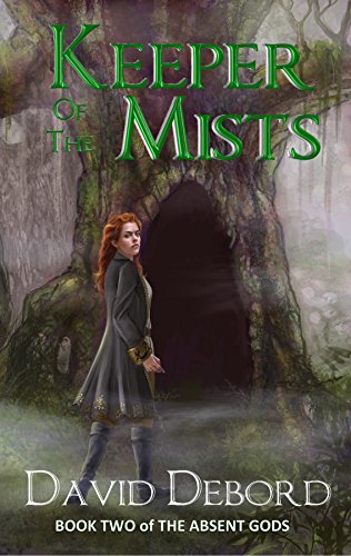 book cover of Keeper of the Mists