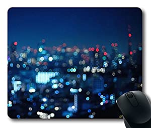 Amazon Com Custom Gaming Mouse Pad With Wallpaper Crying City