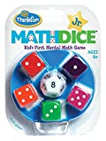 Toys : ThinkFun Math Dice Junior Game