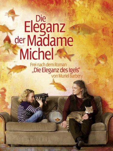 Filmcover Die Eleganz der Madame Michel